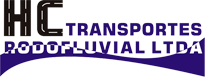 HC Transportes Logotipo